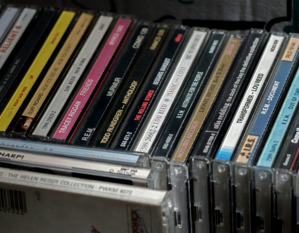 contrat distribution musique