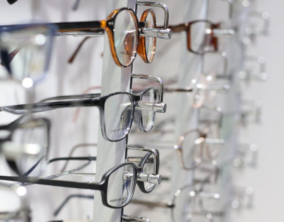 ouvrir un magasin d'optique