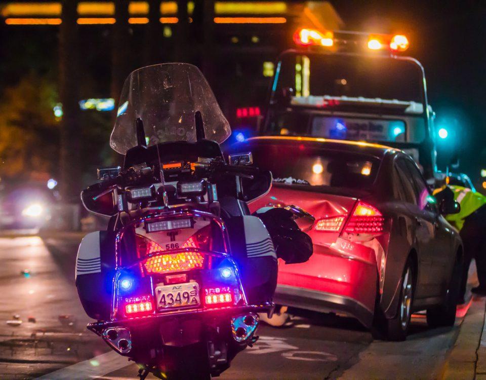 Indemnisation accidents de moto